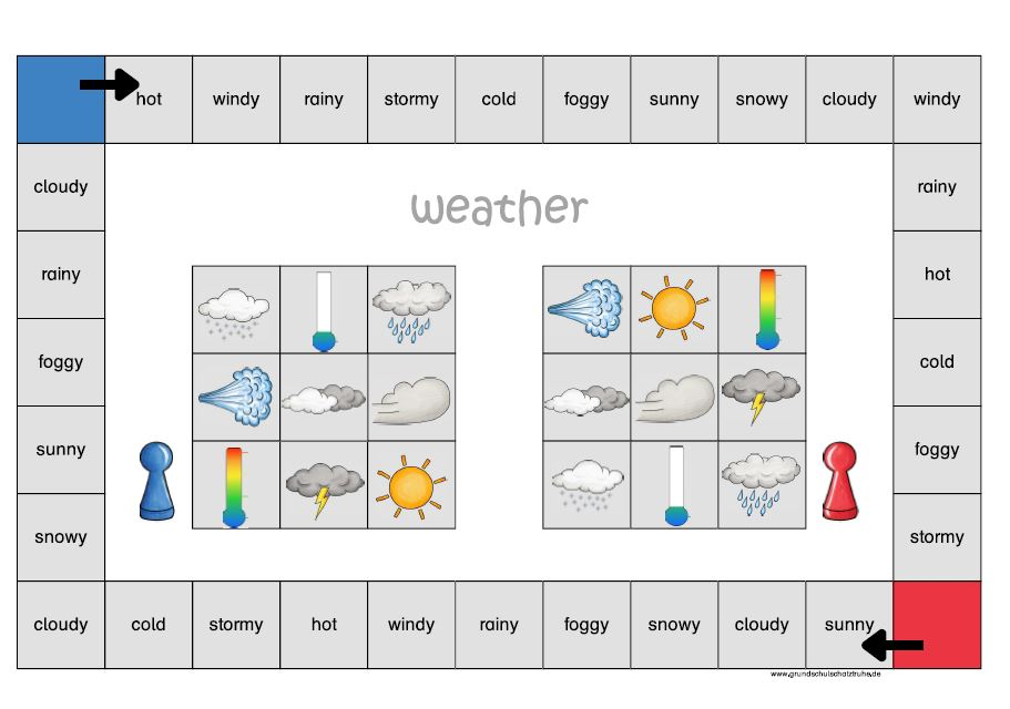 Bingo weather
