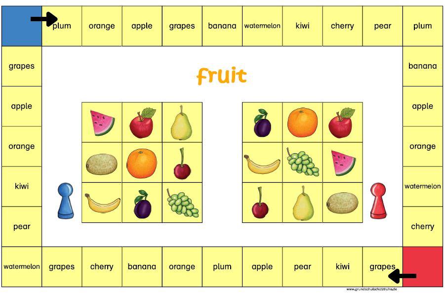 Bingo fruit
