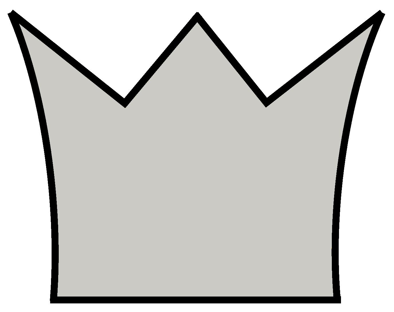Krone grau