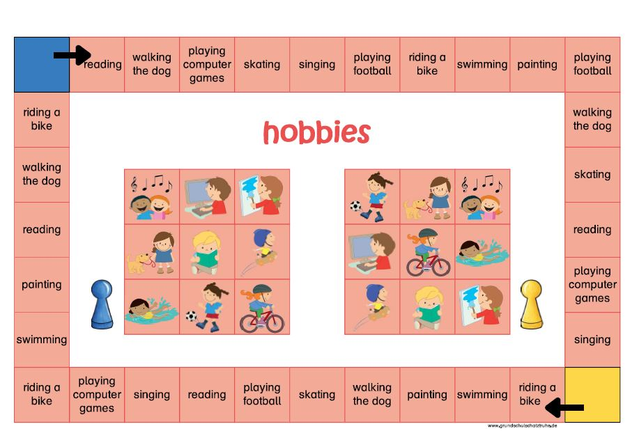 Bingo hobbies