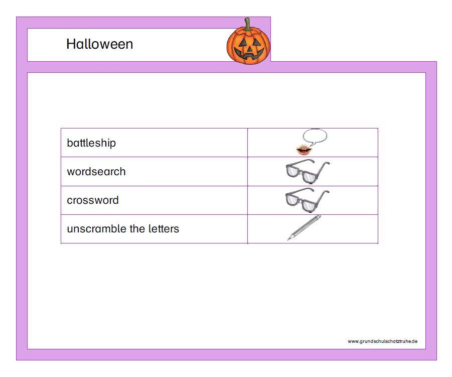 Kartei Halloween