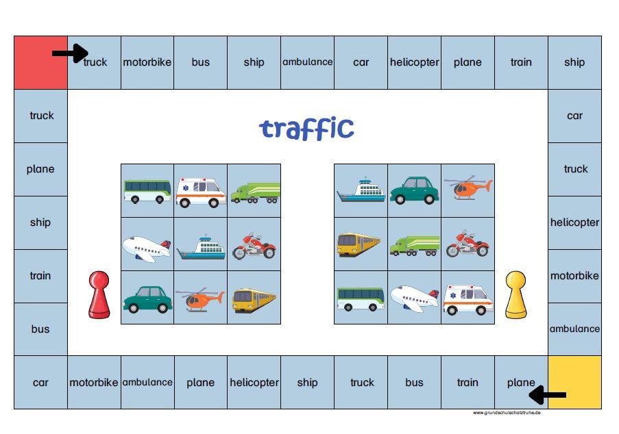 Bingo traffic